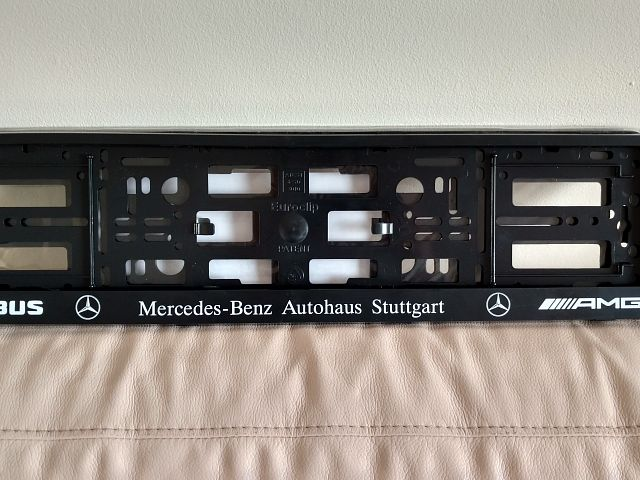 [ IMG] & Spares] - Free Number plate holders   Mercedes-Benz Ownersu0027 Forums