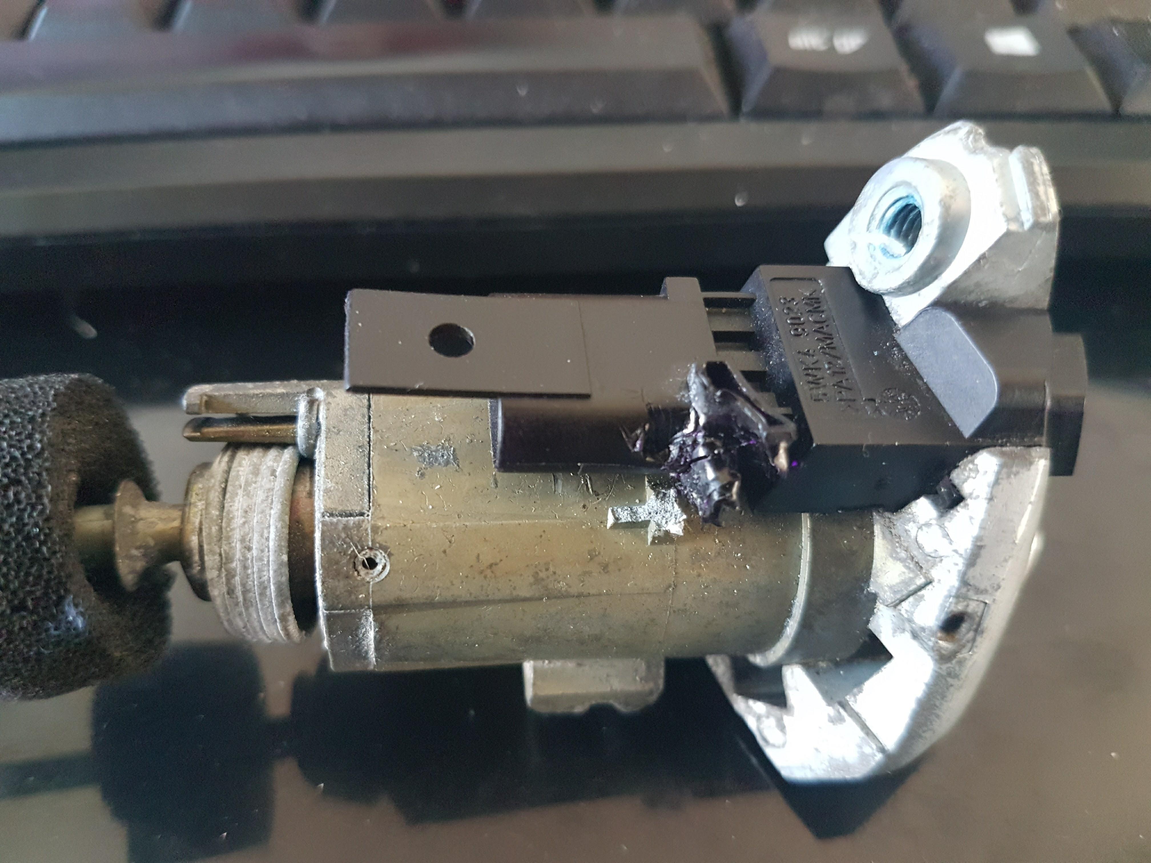 DIY - W203 IR door sensor repair | Mercedes-Benz Owners' Forums